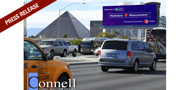 DPAA: AdMobilize Debuts Its Breakthrough Vehicle Recognition Engine to the Global Digital Signage Market at DSE 2018